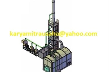 Incinerator Limbah Padat Medis Kap. 300KG Batch 081383190190