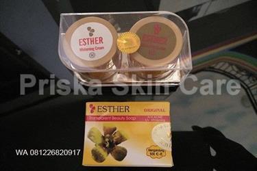 Cream Pemutih Esther Gold