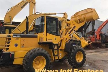 Wheel Loader Komatsu Wa150-3