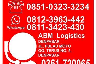 ABM Denpasar jasa kirim barang kargo ekspress ke sulawesi