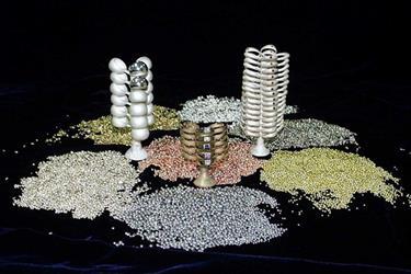 Alloy untuk Perhiasan Perak dan Emas
