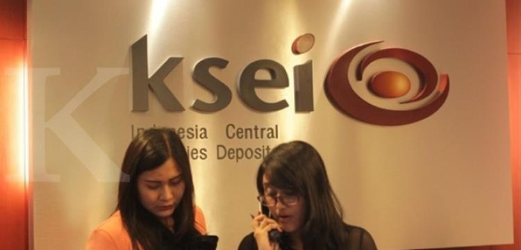 KSEI tatausahakan transaksi deposito di pasar uang