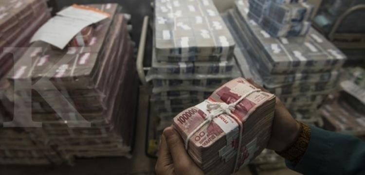 Mata uang rupiah cenderung bergerak mendatar
