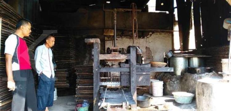 Melihat penghasil mi sohun legendaris di Klaten (bagian 2)
