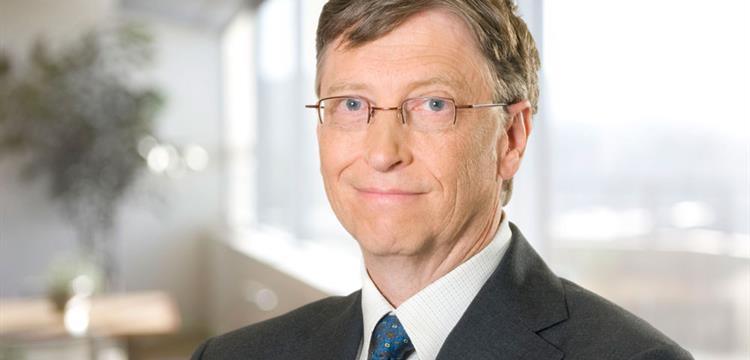 Belajar Kaya dari Bill Gates