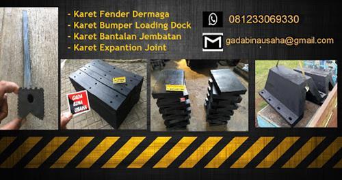 Terlengkap All Type Karet Fender Fender Dermaga