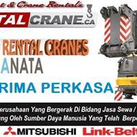 Rental Mobile Crane