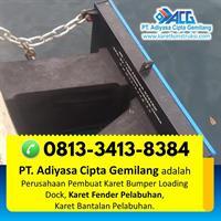 Supplier Karet Fender Kapal Gorontalo