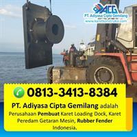 Supplier Karet Fender Dermaga Surabaya
