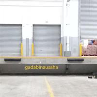 Rubber Bumper Loading Dock (Karet Bumper Gudang)