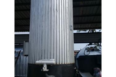 Boiler Thermal oil kapasitas 2 Jt kcal TAKUMA