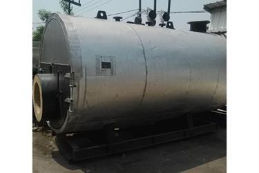 k BAY GMBH kesselfabrik Steam Boiler Cap 2 ton