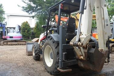 Rental Bego Loader
