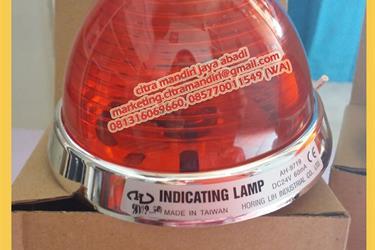 Indicating Lamp merk Horinglih made in Taiwan type AH-9719