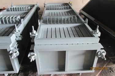 Produksi Cetakan Panel Pagar Beton