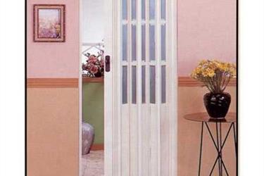 PVC Folding Door - Pintu Lipat
