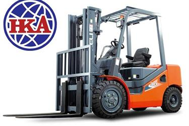 Jual Forklift Diesel 3 Ton Engine Isuzu C240 PKJ-30 Murah