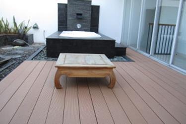 Lantai Kayu Laminated Flooring, Parket Solid dan WPC Decking