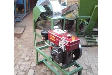 Mesin Perajang Rumput Mesin Chopper Kompos Organik