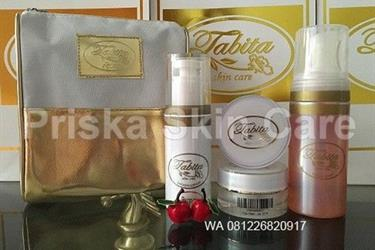 Pemutih Wajah Tabita Original Paket Exclusive