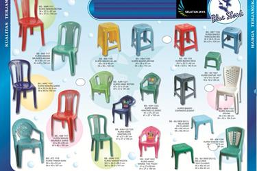 katalog produk plastik rumah tangga merk Blueshark Indonesia
