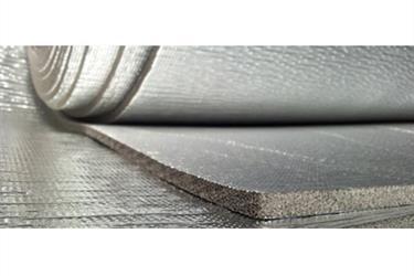 Peredam Panas Atap Aluminium Foil
