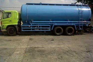 Hino FL 235 JN 6x2, Truck Tangki SPBU 16 KL
