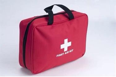 Emergency Responder Bag First Aid Bag Fireman First Aid Bag
