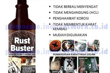 Pembersih Karat Semen Rust Remover Primo Rust Buster 500 ml