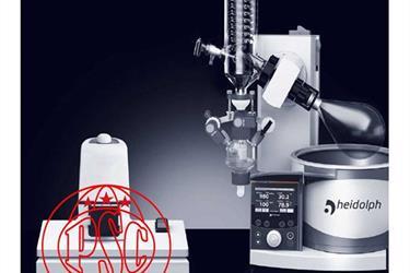 Rotary Evaporator Hei-VAP Adv Motor Lift G3 Vertical