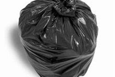 Plastik Sampah Hitam PE 120 x140