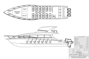 Jual Speed Boat Terlengkap