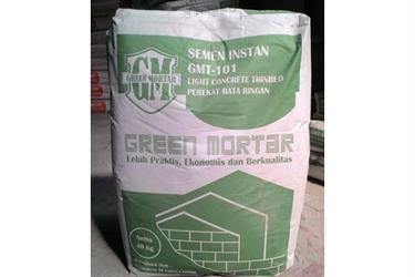 Perekat Bata Ringan Green Mortar (GMT-101)