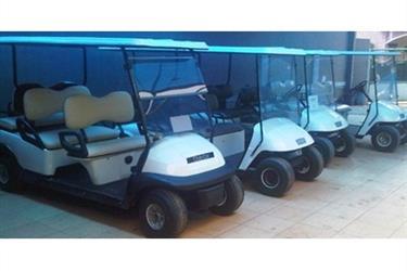 Golf Car Electric Bekas Rekondisi