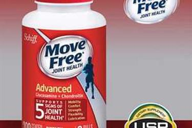 Schiff Move Free Advanced, 200 Tablets.