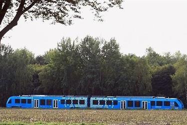 Jerman Punya Kereta Bertenaga Hidrogen, Intip Kecanggihannya!
