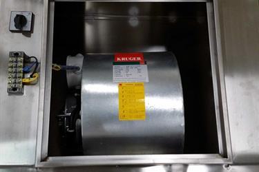 Customised Pre Filter Filter untuk Blower dan FFU