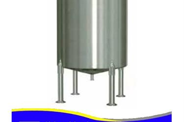 Chemical Mixing Tank Stainless Steel KMP