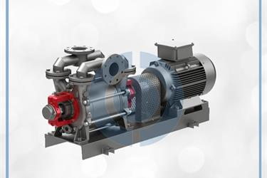 Speck-Pumpen Centrifugal Pump Type VU Series - Duta Perkasa