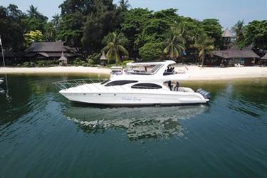 Jual Kapal Pesiar Indonesia