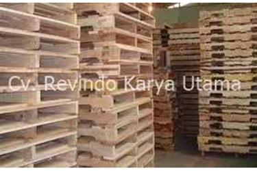 Pallet Kayu, Pallet Ply Wood ISPM15