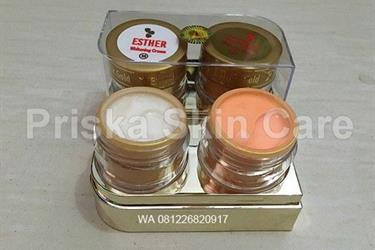 Cream Esther Gold Whitening