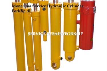 Cylinder Hydraulic Service Forklip