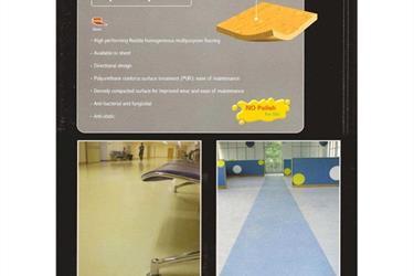 Lantai Karpet Vinyl Ruang Operasi Murah