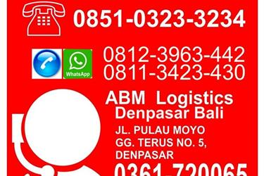 ABM Trans Denpasar Melayani Charter TRUK CDE CDD FUSO