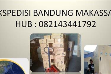 Ekspedisi Bandung Makassar, Hub : 082143441792