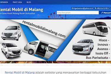 RENTALMOBILDIMALANG.COM - Rental Mobil di Malang