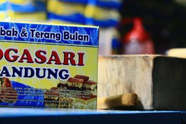 Martabak dan Terang Bulan Bogasari Bandung Cabang Jawa Timur