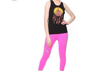 Best Seller Legging Denlus Pink DL 67312 Murah