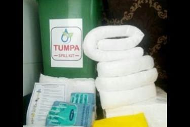 TUMPA Oil Spill Kit 120L